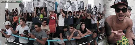 Dre Powell in Brazil: Peruibe Skatepark, Contest Edit