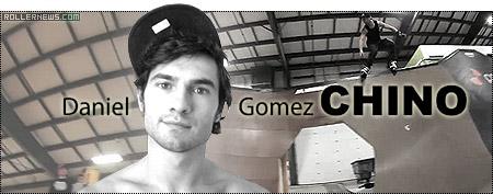 Daniel Gomez (Chino): WRS Finals 2010, Clips