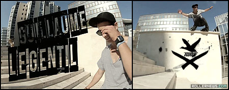 Guillaume Le Gentil (France): Taryf DVD, 2011 profile.