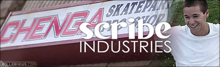 Ryan Sibbio: Scribe Industries Edit by Mike Gagliardi