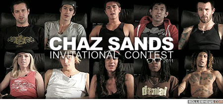 Chaz Sands Invitational 2009: Documentary by Simon Mulvaney