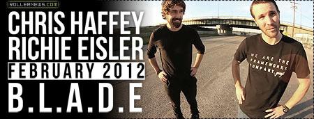Chris Haffey VS Richier Eisler (B.L.A.D.E.)