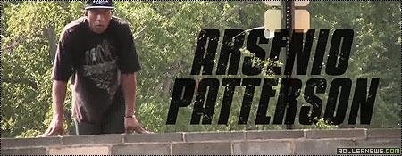 Arsenio Patterson: 2012 Profile by Stefan Brandow