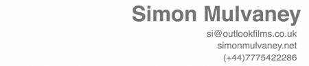 Simon Mulvaney: 2012 Showreel