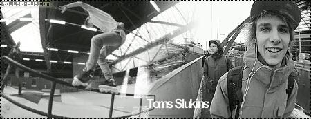 Toms Slukins