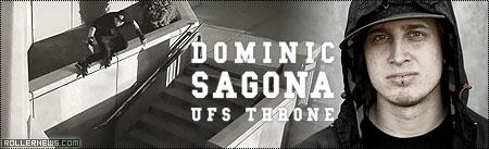 Dominic Sagona: USD 2012 Pro Skate, Promo Edit