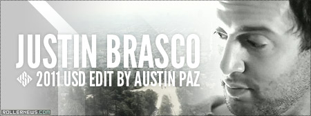 Justin Brasco: 2011 USD Edit by Austin Paz