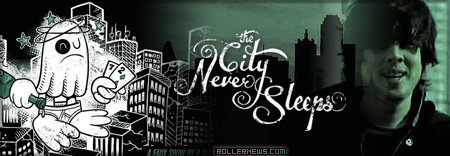 Fritz Peitzner: The City Never Sleeps, Promo Edit