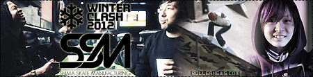 Winterclash 2012: Shima Skate Manufacturing Edit + Chihiro Azuma Footage