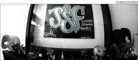 Juiced Sucka Foos (JSF): Juiced
