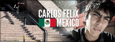Carlos Felix (KB), Mexico Razors Flow: Edit