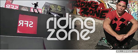 Romain Godenaire: Riding Zone, Profile (French Tv)