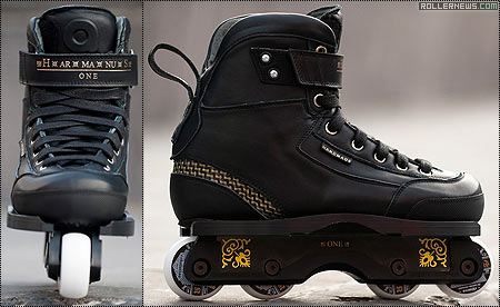 Adapt: Ben Harmanus One Skates