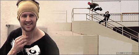 Mathieu Ledoux: Revolution Raw Clips by Jon Jenkins