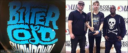 Bittercold Showdown 2012 Alex Broskow