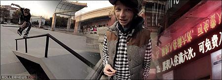 Kirill Galushko (Ru): China Energy Tour 2011, Edit