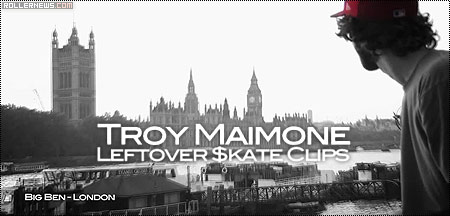Troy Maimone: Leftover$ by Pat Leal