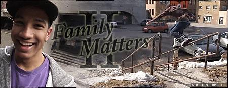 Sheldon Lapointe: Family Matters II, Profile