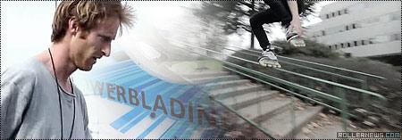 Greg Breger (Nantes, France): Powerblading Edit