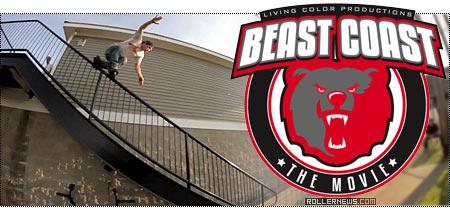 Beast Coast: Tom Burch Profile