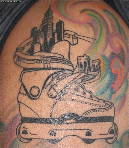 Tattoos: Angelo Ferrer