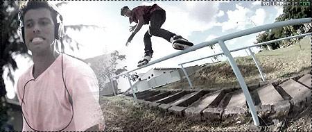 Wanderley Rodrigues (Razors Flow Brazil): Edit