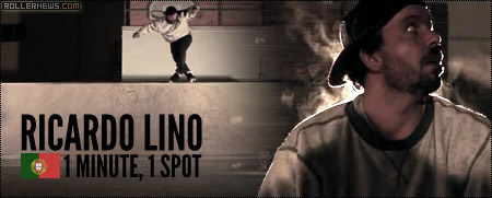 Ricardo Lino (Portugal): 1 Minute, 1 Spot
