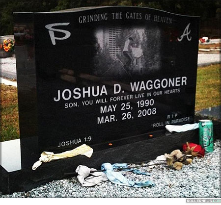 Roll in Paradise Josh Waggoner