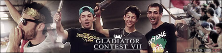 Gladiator Contest VII (2012): YOURS Prod. Edit
