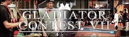 Greg Breger: Gladiator Contest 2012, AM Winner