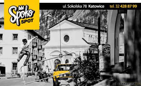 Hedonskate, Spoko Spot (Katowice, Poland): Promo Edit