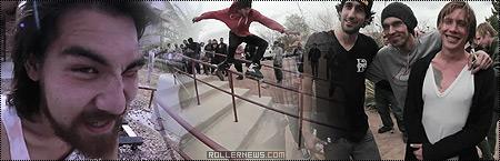 Sin City Street Comp 2012: We Are One Skatepark, Edit