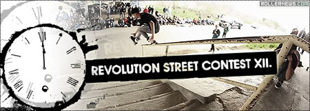 Revolution Street Contest 12 (Szeged, Hungary): 2012 Edit by Gergo Guba