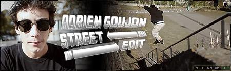 Adrien Goujon (19): 2011 Street Edit