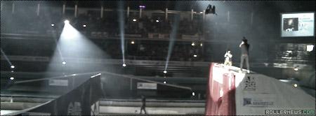 Romain Godenaire: Slam at the Air Fise Marseille 2011