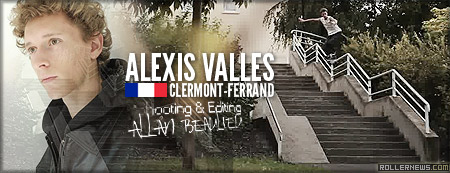Alexis Valles (20): Summer 2011 Edit by Allan Beaulieu