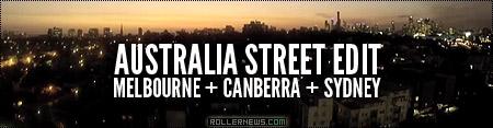 Australia 2010-2012 Street Edit