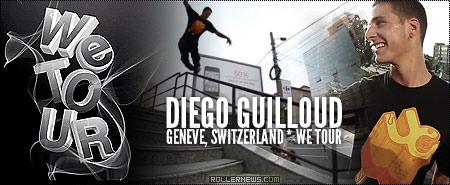 We Tour 2012: Diego Guilloud, Promo Edit