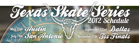 Texas Skate Series 2012