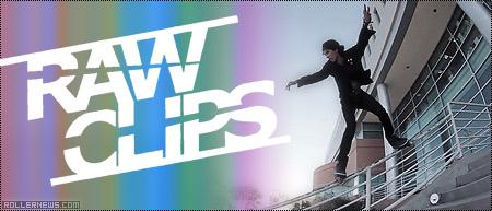 Umberto Toselli: Revolution Raw Clips by Jon Jenkins