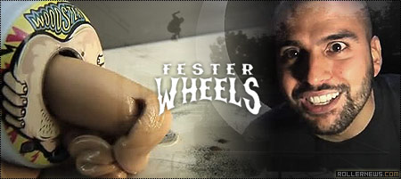 Fester: Nick Wood, Wooster Butthole, Promo Edit