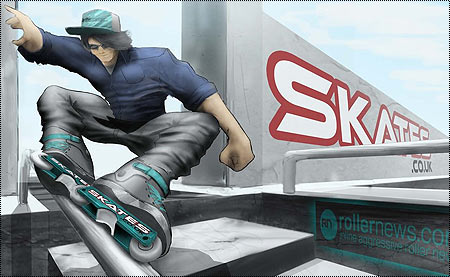 Skates.co.uk x Rollernews: Design Contest, Entries
