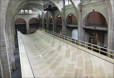 CACP Art Museum, Bordeaux (France): Halfpipe