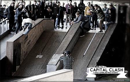 Capital Clash 2012 (April 2012, London)