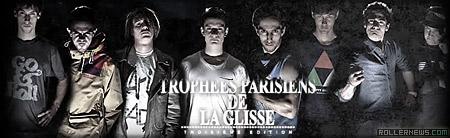 Trophees Parisiens de la glisse 2012: Paris Bercy, Battle of the year