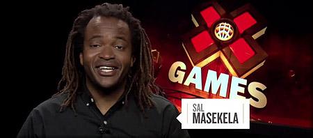 X Games Sal Masekela