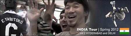 Eito Yasutoko: India Tour 2012 Vol.2