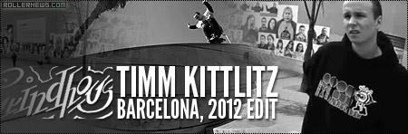 Timm Kittlitz: Barcelona, 2012 Edit