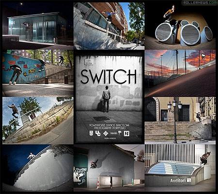 Switch, The Powerhouse Portfolio by Dustin Werbinski