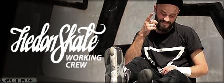 Dirk Oelmann: Hedonskate Working Crew